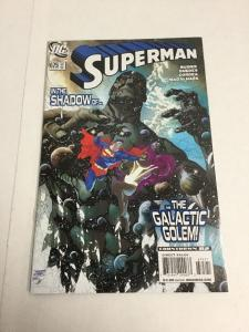 Superman 675 Variant Nm Near Mint DC Comics