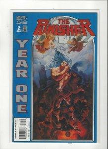 Punisher Year One #2 VF/NM Marvel Comics