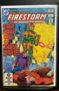 The Fury of Firestorm #14 (1983)
