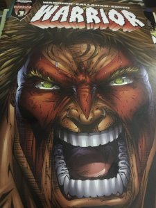 Ultimate Collections Warrior #1 Mint Extremely Rare