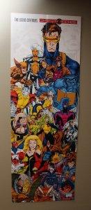 Mutant Genesis Promo Poster  (37 x 13)  / 1991