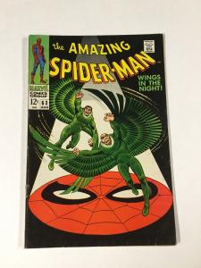 Amazing Spider-Man 63 5.0 Vg/fn Very Good / Fine Silver Age Marvel