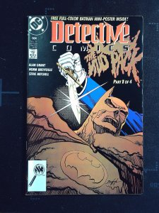 Detective Comics #604 Poster Included (1989)