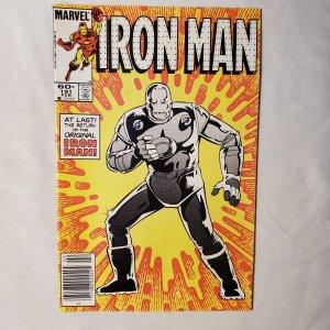 Iron Man #191 (1985) VF
