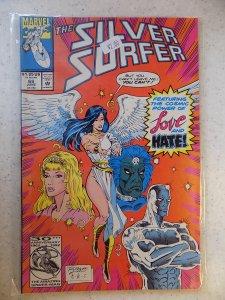 SILVER SURFUR # 66