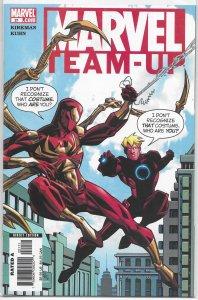 Marvel Team-Up   vol. 3   #21 FN/VF (Freedom Ring 2)