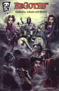 BeGoths #2 VF/NM; BeGoths | save on shipping - details inside