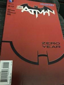 DC Batman #21 Zero Year Mint The New 52