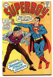 SUPERBOY #144 comic book 1968-NEAL ADAMS SILVER AGE VF/NM
