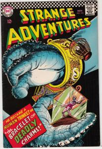 Strange Adventures #194 (Nov-66) NM/NM- High-Grade