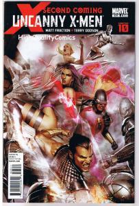 UNCANNY X-MEN #525, VF, Wolverine, Iron Man, 2010, more X-men in store