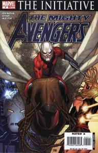 Mighty Avengers (2007 series) #5, NM- (Stock photo)
