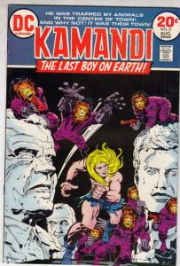 Kamandi the Last Boy on Earth #8 (Aug-73) NM- High-Grade Kamandi