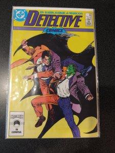 Detective Comics #581-1987 nm- Batman Two-Face HIGH GRADE