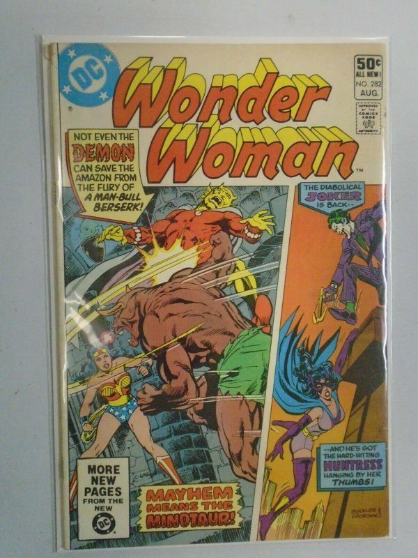 Wonder Woman #282 4.0 VG (1981 1st Series)