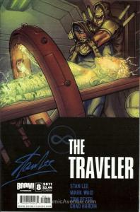 Traveler (Stan Lee's…), The #8B VF/NM; Boom! | save on shipping - details inside