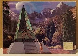 1993 Skybox Star Trek Master Series #41 Paradise Syndrome