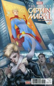 Mighty Captain Marvel, The #0 VF/NM; Marvel | save on shipping - details inside