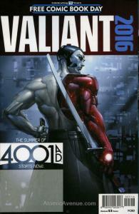 Valiant: 4001 A.D. FCBD #2016 FN; Valiant | save on shipping - details inside