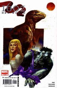Marvel 1602: New World #1, NM (Stock photo)