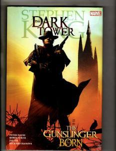 Gunslinger Born Dark Tower King Marvel Comics HARDCOVER Graphic Novel Book J370