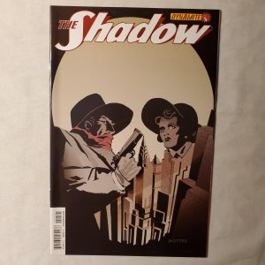 Shadow 24 Near Mint Cover by Dean R. Motter