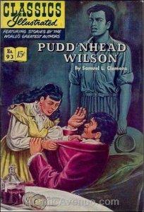 Classics Illustrated (Gilberton) #93 VG; Gilberton   low grade comic - save on s