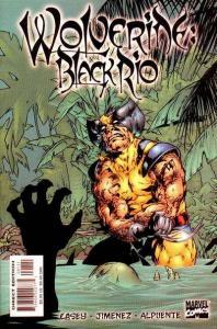 Wolverine (1988 series) Black Rio #1, NM + (Stock photo)