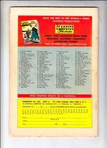 Classics Illustrated #122 (Sep-54) FN+ Mid-High-Grade The Mutineers
