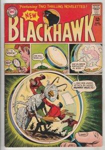 Blackhawk #199 (Aug-64) FN/VF+ High-Grade Black Hawk, Chop Chop, Olaf, Pierre...