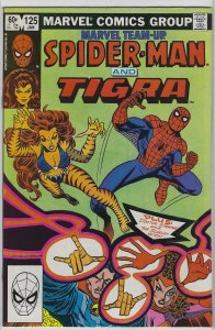 Marvel Team Up #125