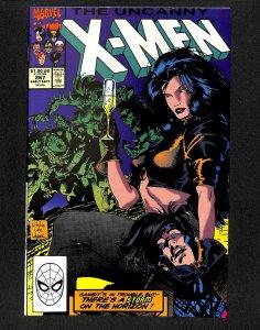 Uncanny X-Men #267 3rd Gambit!