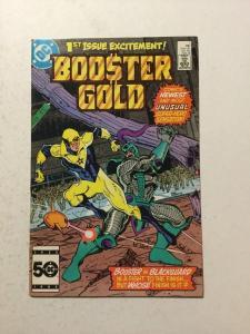 Booster Gold NM Near Mint