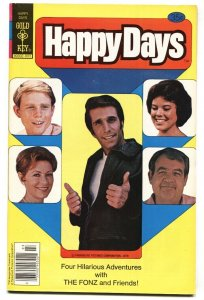 HAPPY DAYS #1 First ISSUE-HENRY WINKLER-RON HOWARD-COMIC BOOK VF/NM