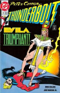 Peter Cannon - Thunderbolt (1992 series) #4, NM (Stock photo)