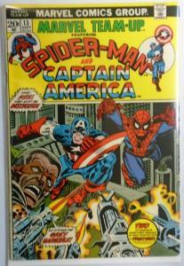 Marvel Team-Up (1st Series) #13, 3.5 (1973)
