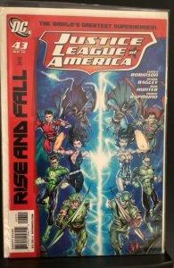 Justice League of America #43 (2010)