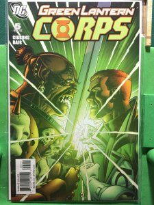 Green Lantern Corps #5