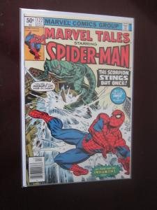 Marvel Tales #122 Newsstand - Spiderman - 8.5 - 1980
