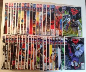 Superman Batman 1 2 7-31 33-40 Annual 1 Secret Files