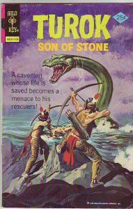 Turok Son of Stone #98 (Aug-75) FN Mid-Grade Turok, Andar