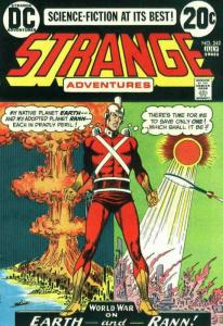 Strange Adventures #242 VG; DC | low grade comic - save on shipping - details in
