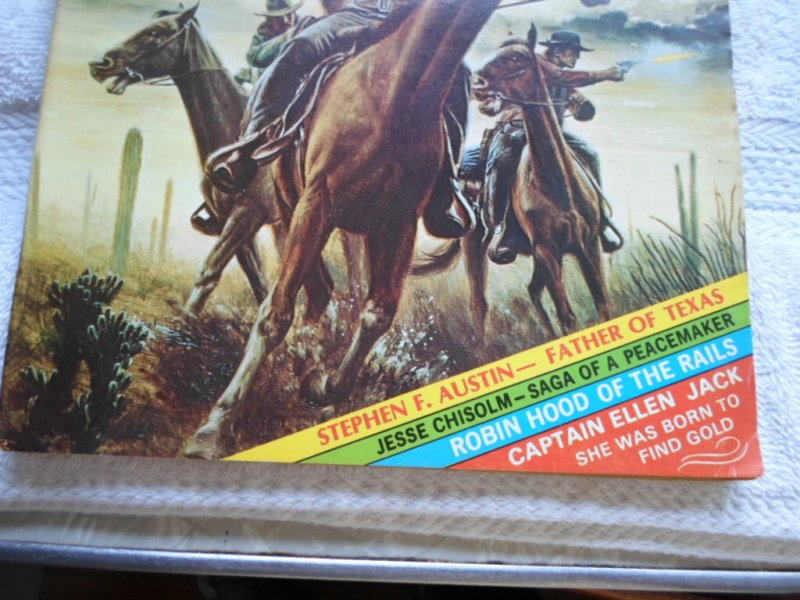 1973 STAGECOACH PUB. COMPANY GOLDEN WEST