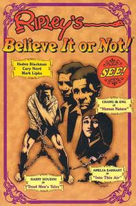 Ripley's Believe It or Not! (Dark Horse) TPB #1 VF/NM; Dark Horse   save on ship