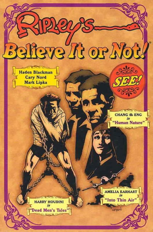 Ripley's Believe It or Not! (Dark Horse) TPB #1 VF/NM; Dark Horse | save on ship