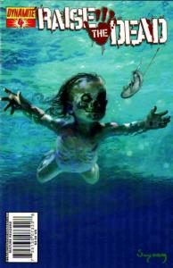 Raise the Dead #4A VF/NM; Dynamite   save on shipping - details inside