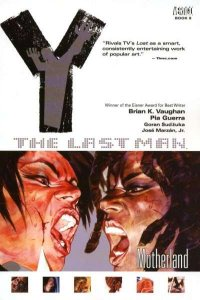 Y: The Last Man Trade Paperbacks #9, NM (Stock photo)