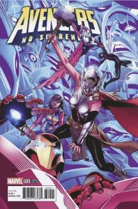 Avengers #689 End of an Era Variant (Marvel, 2018) NM