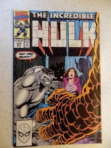INCREDIBLE HULK # 374
