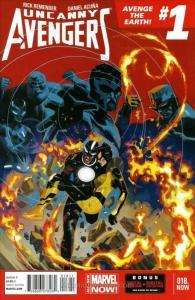 Uncanny Avengers #18 VF/NM; Marvel | save on shipping - details inside